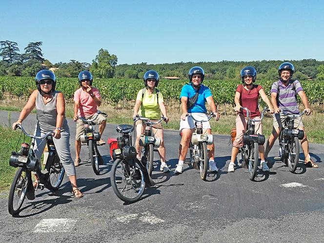 loisir Gaillac Solex vélo électrique