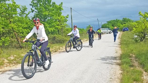 Solex Balades Velo electrique Gaillac Albi Tarn Loisir Tourisme Entreprise
